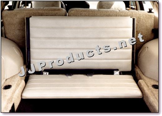 Ford Taurus Wagon Third Seat Rear Seat Mercury Sable