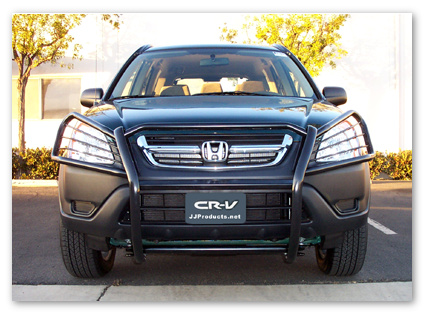 Honda Crv Grille Guard Aries Offroad Brush Guard Honda