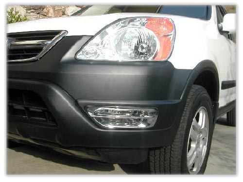 Honda Crv Fog Lights