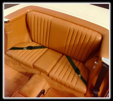 Mercedes Benz Sl Rear Jump Seat Mercedes Rear Jump Seats