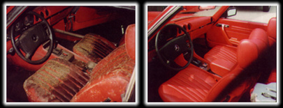 Mercedes Restoration Reupholstery Kits Sl Roadster Replacement