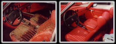 Mercedes Restoration Reupholstery Kits Sl Roadster
