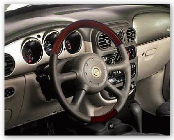 Pt Cruiser Wood Steering Wheel Pt Cruiser Wood Leather