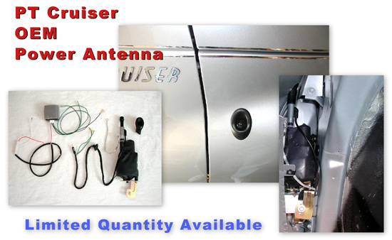 PT Cruiser Power Antenna | Genuine Daimler Chrysler Antenna | PT Cruiser Antenna | OEM ...