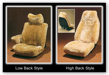 Sheepskin Seat Covers - Compare Prices, Reviews and Buy at Nextag